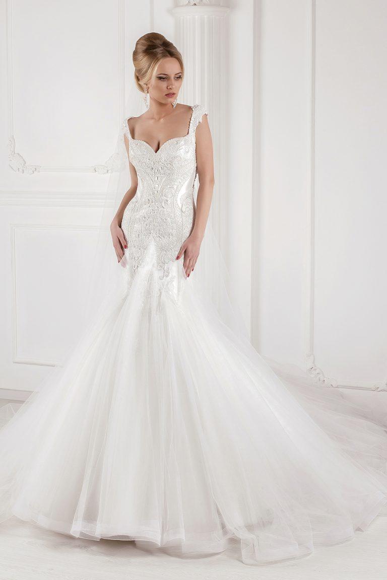 robe de mari e sir ne avec cristaux swarovski oksana