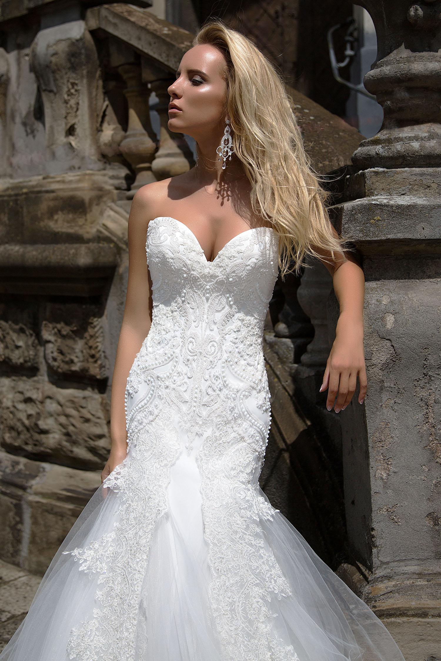 je suis mince voire maigre quelle robe de mari e choisir