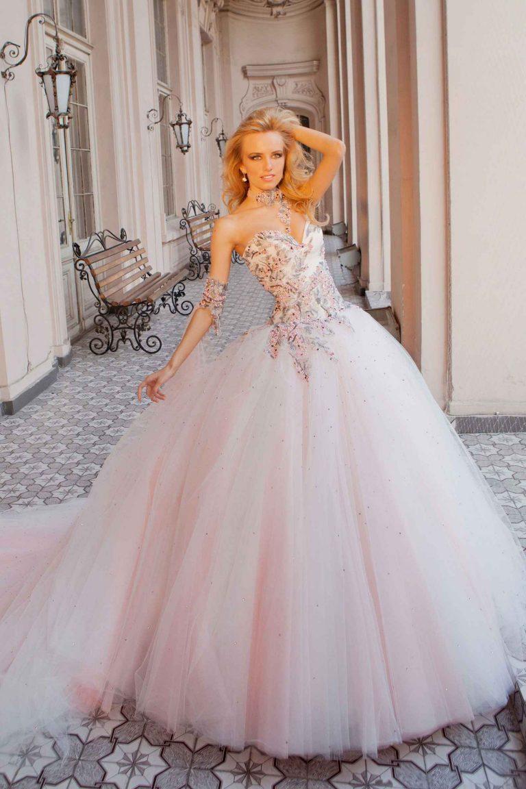 Robe de mariee luxe paris