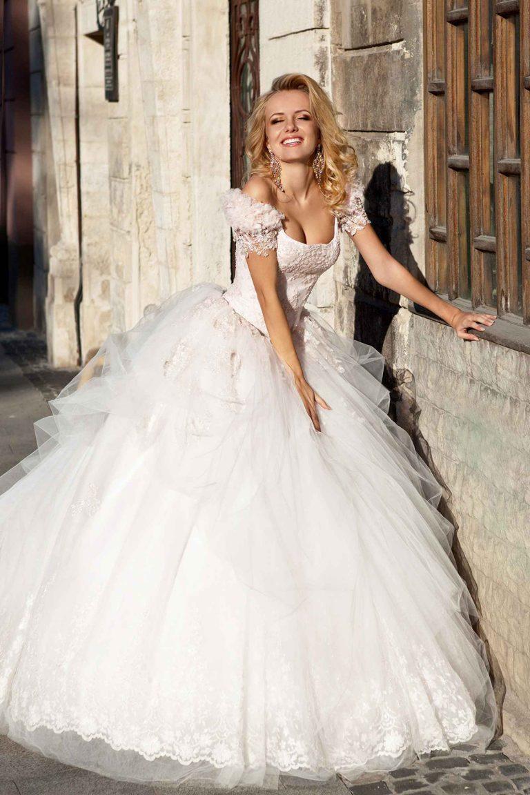 Robe de mariée luxe princesse