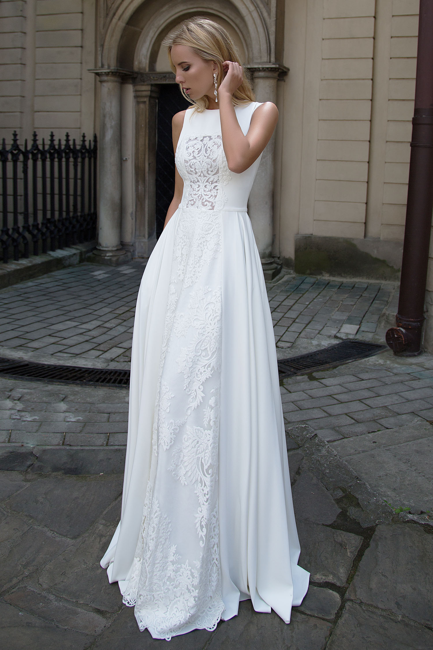 robe de mariée femme petite