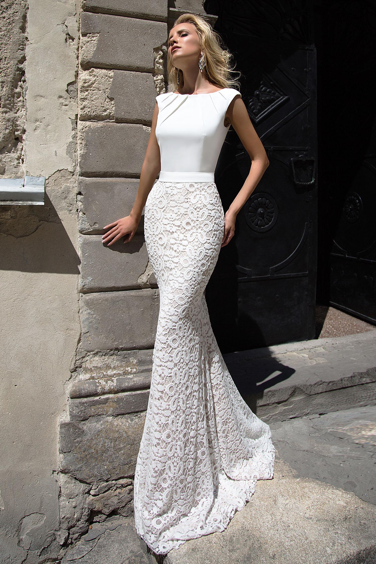Mariage civil, quelle robe de mariée porter