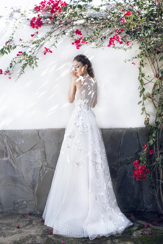 robe de mariee romantique chic