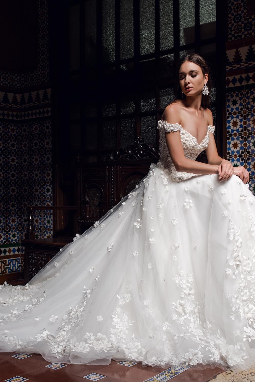 robe de mariee de luxe