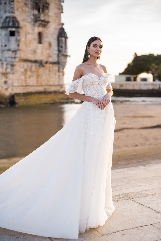 robe de mariee style espagnole