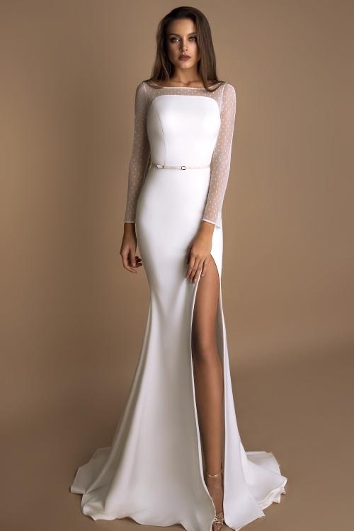Robe de mariée glamour 2