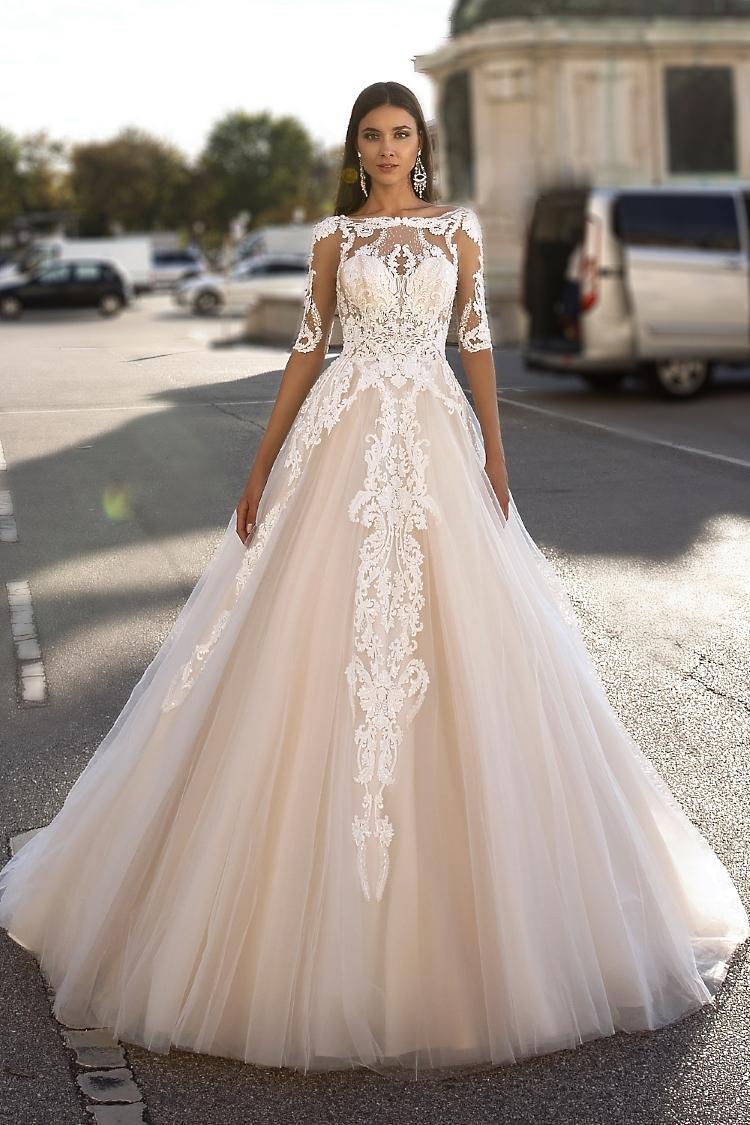 robe de mariee tsniout