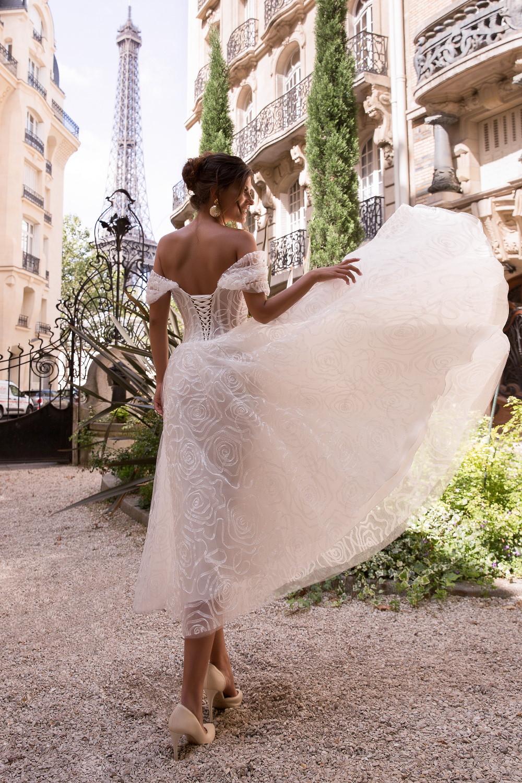 robe de mariee bardot