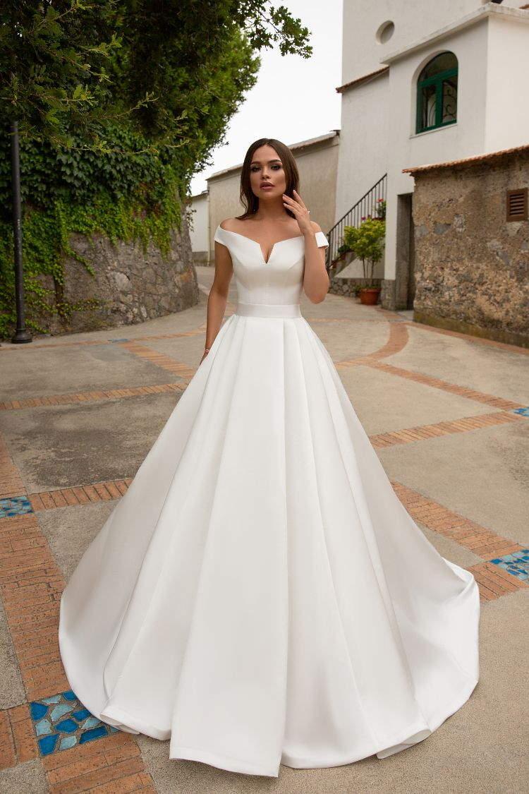 Robe de mariée classique