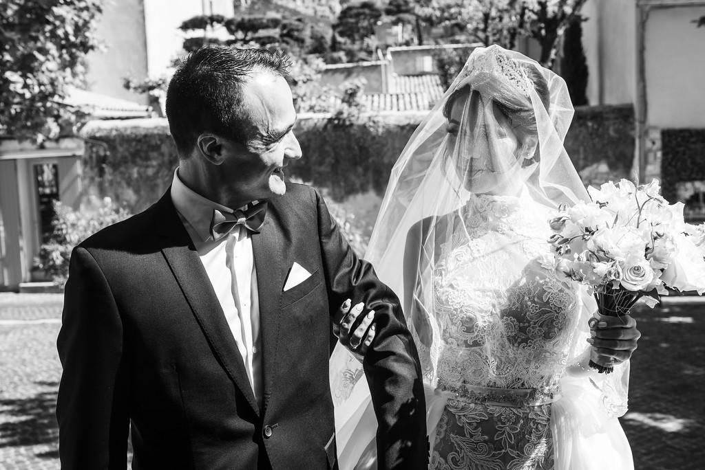 manon marsault et son papa mariage @libre_comme_l_art Wedding