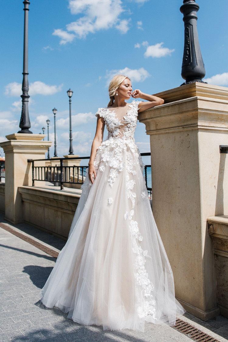robe de mariee personnalisable 2