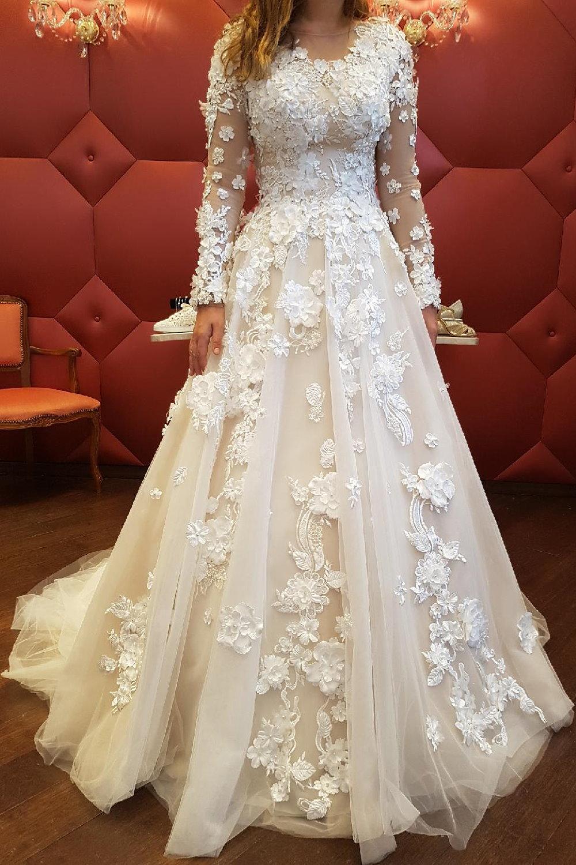 robe de mariee personnalisee 3