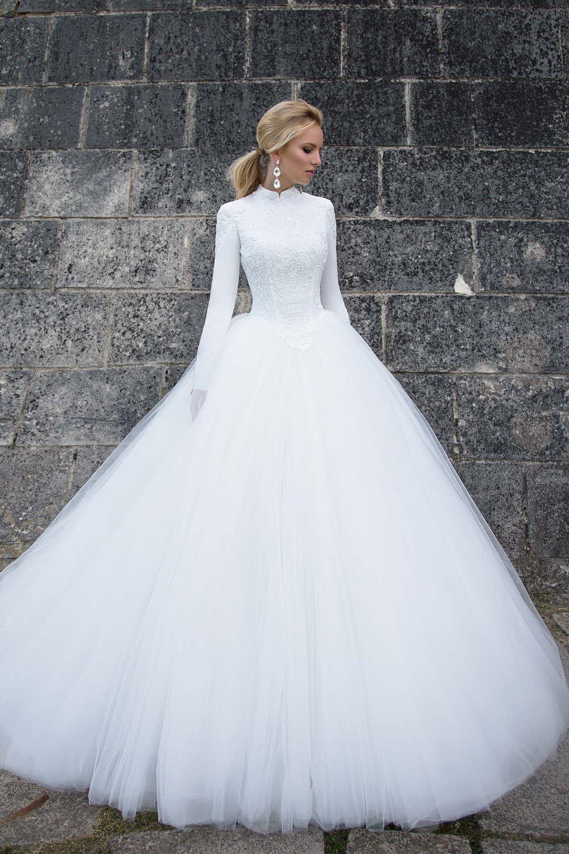 robe de mariee couverte