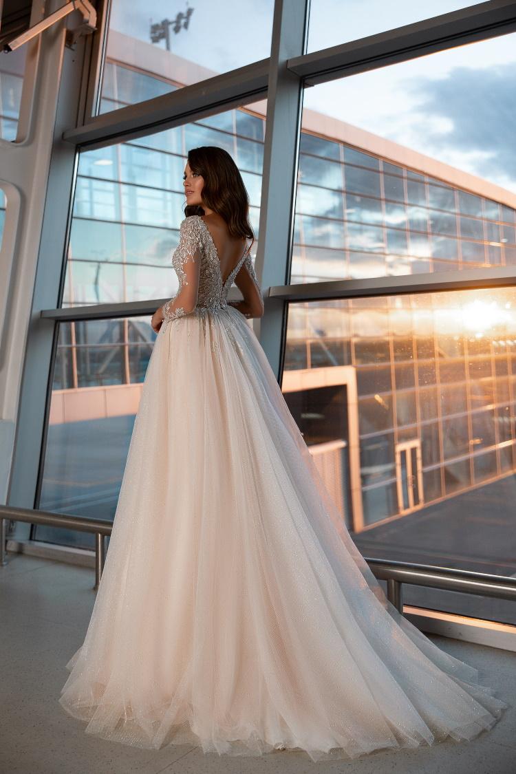 robe de mariee bustier bijou