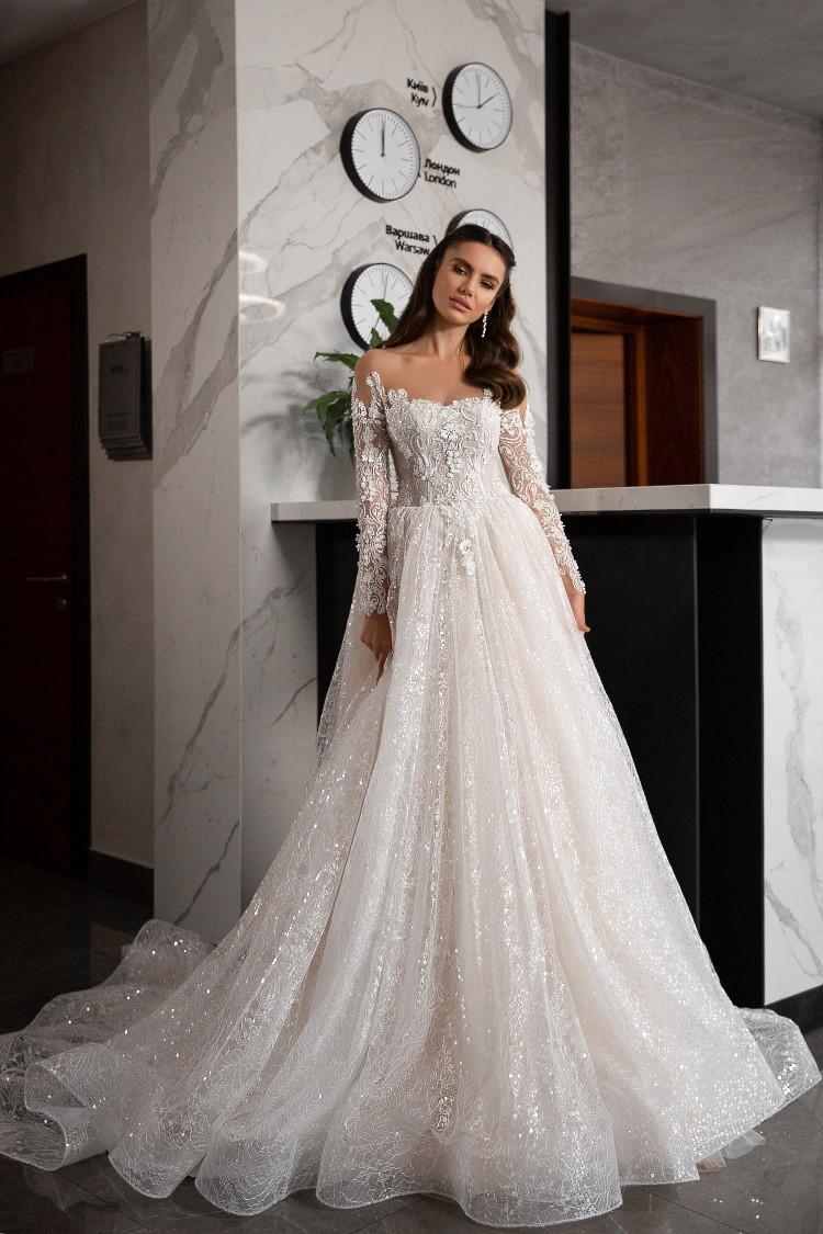 robe de mariee de conte de fee