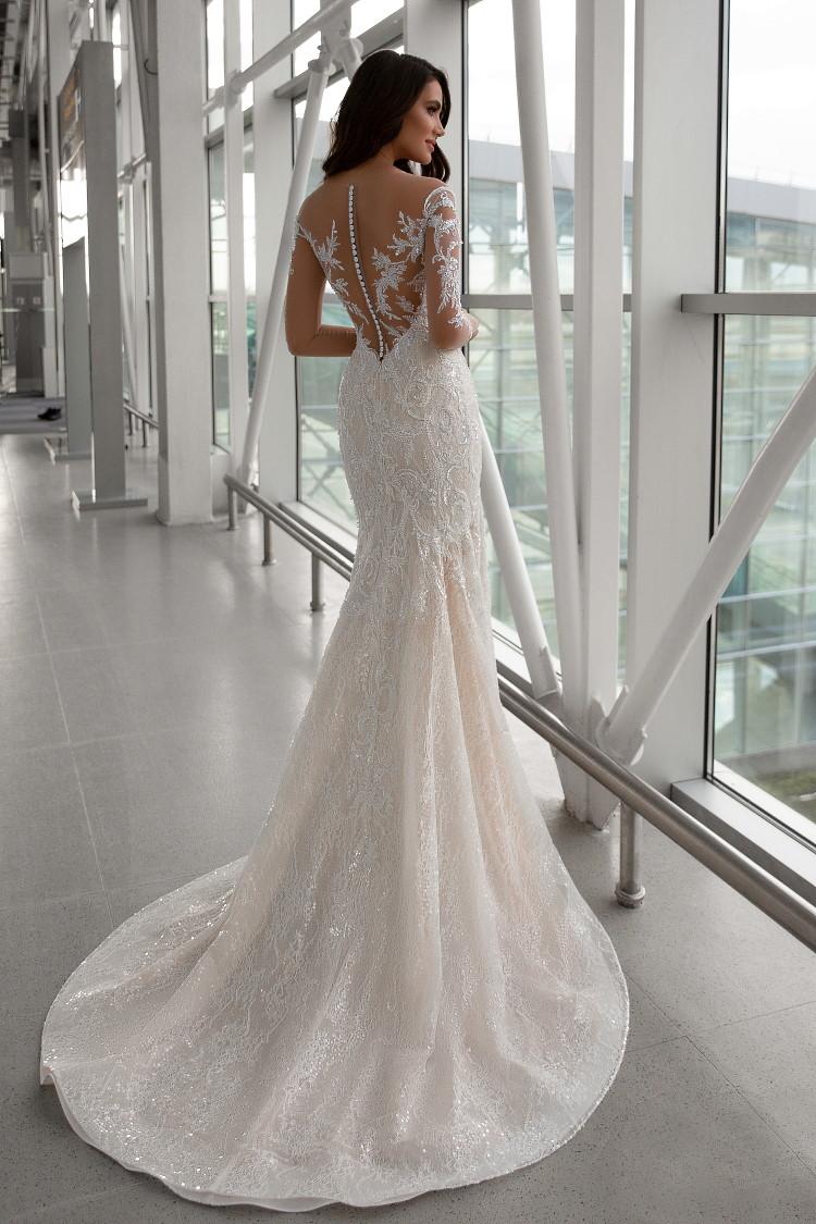robe de mariee forme trompette