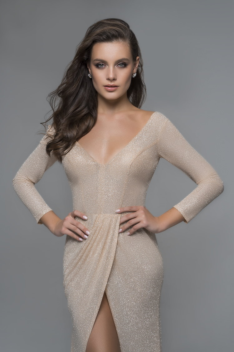 robe de soiree moulante seconde peau