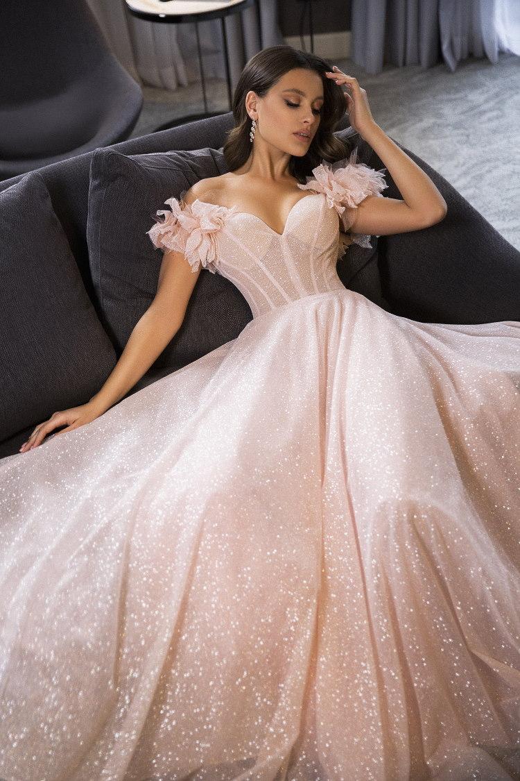 robe de soiree princesse sur mesure