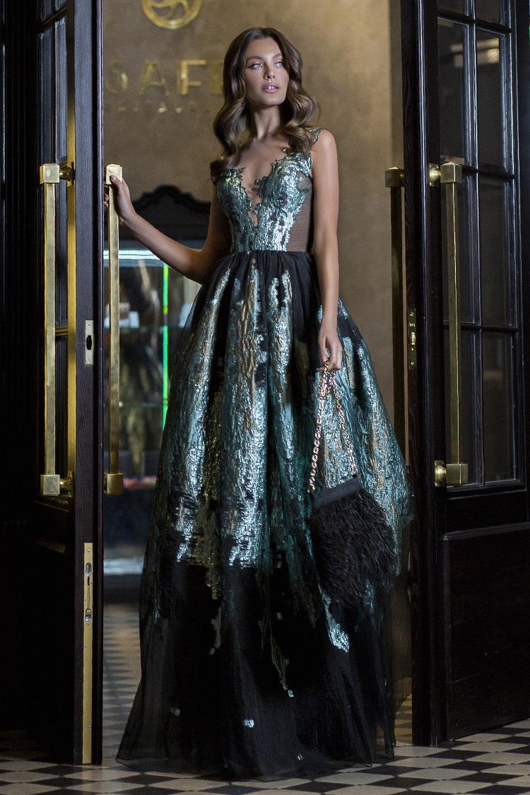 robe de soiree sur mesure paris