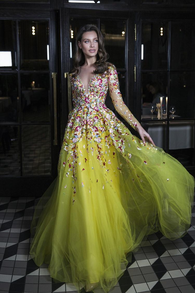 sublime robe de gala