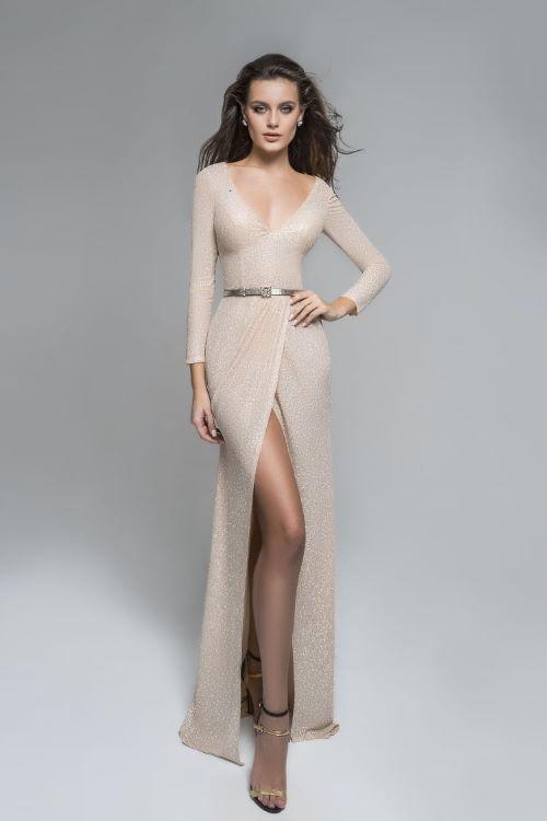 Robe de soirée sexy chic