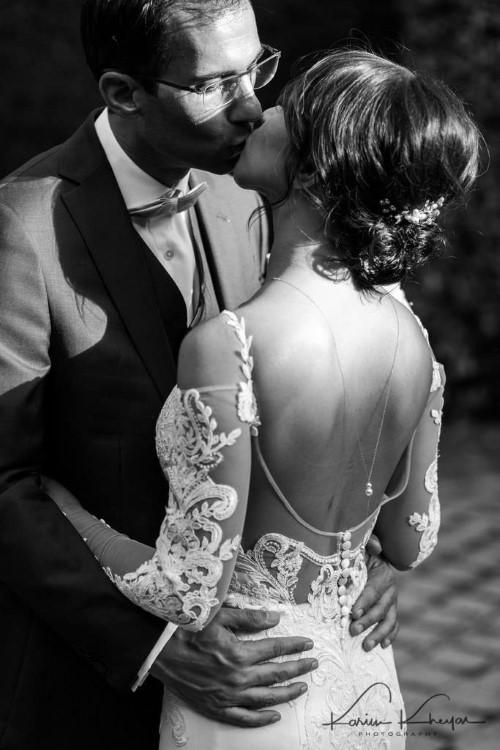 Mariage classique chic