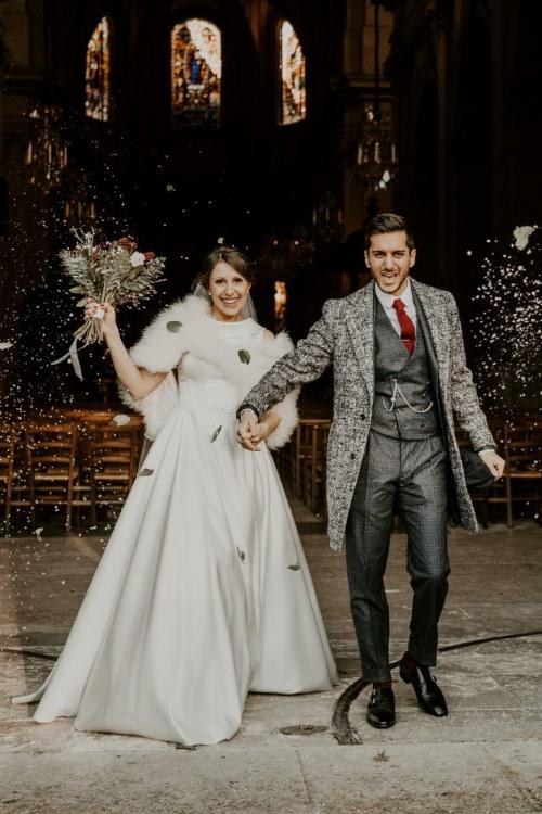 Mariage Traditionnel chic à Paris