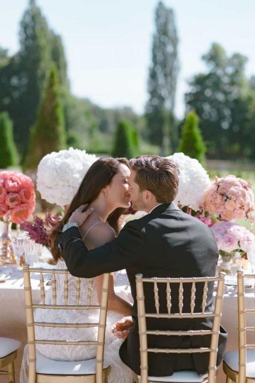 Mariage au château Vilette