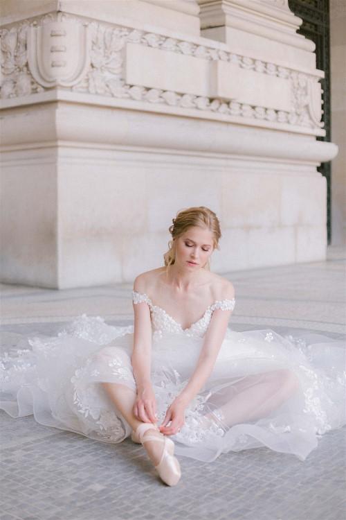 Mariage de Ballerine