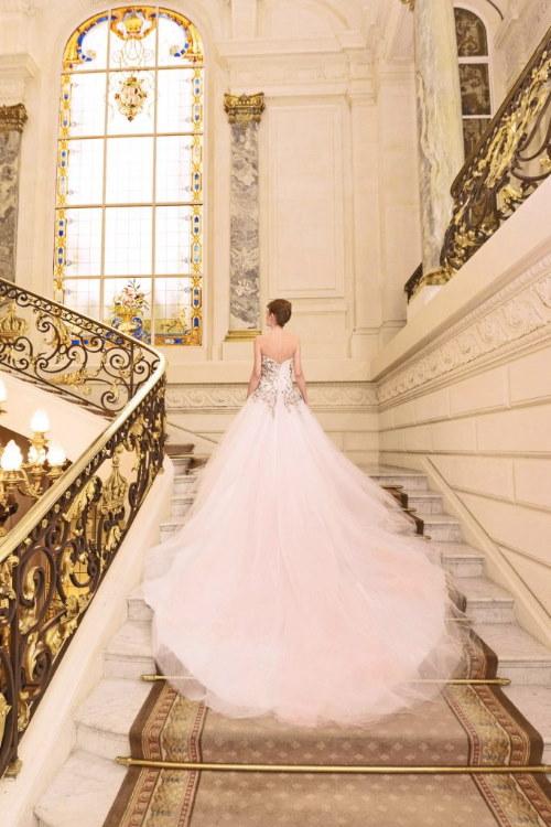 Mariage au Shangri-La Paris