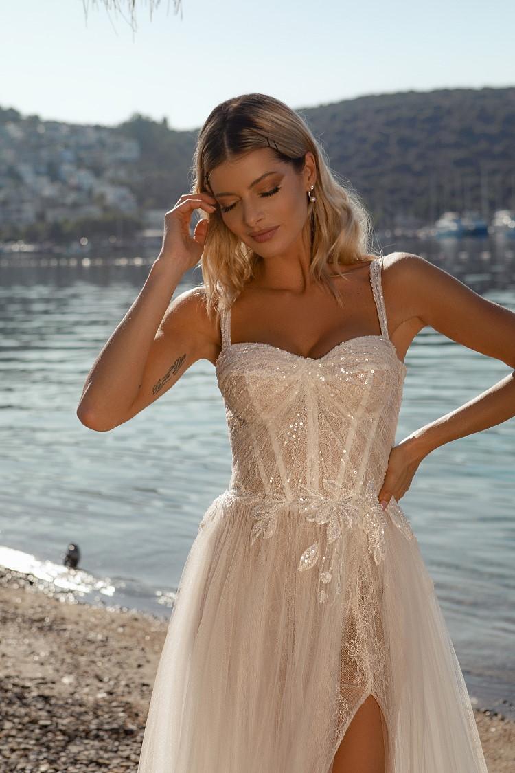 robe de mariee boheme chic