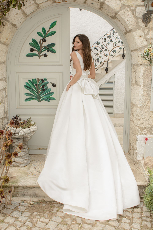 robe de mariee en satin