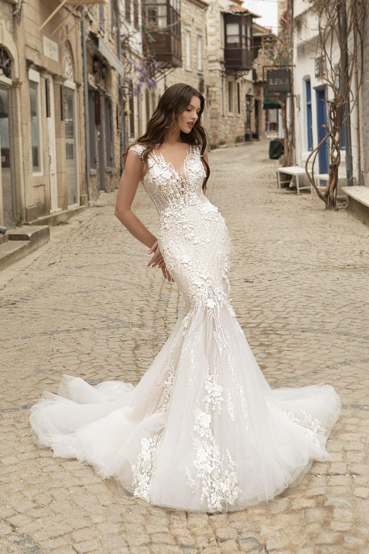 robe de mariee sirene