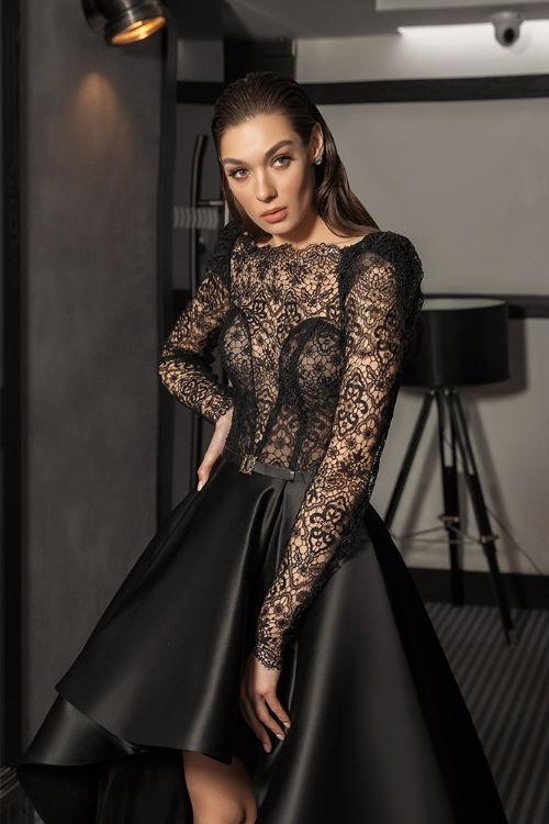 Robe de soirée couture