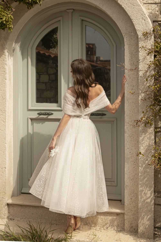 robe de mariee longueur cheville