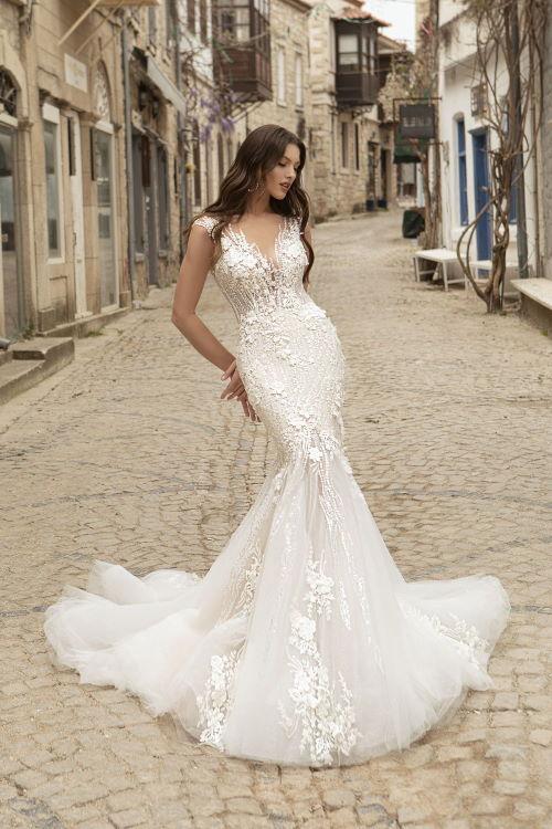 Robe de mariée sophistiquée